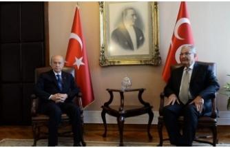 Meclis'in ilk oturumunu Deniz Baykal mı Devlet Bahçeli mi yönetecek?