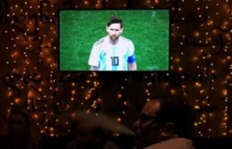 Messi için şok sözler