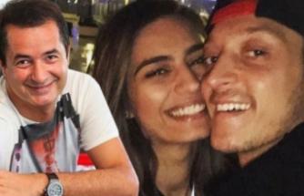 Mesut Özil, Acun Ilıcalı'ya komşu oluyor