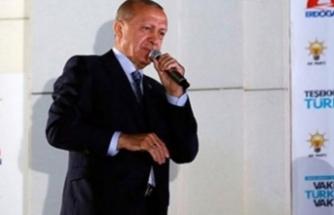 Rekor o ilçeden geldi! Cumhurbaşkanı Erdoğan bizzat aradı!