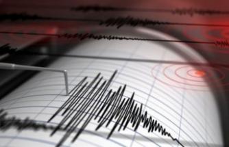 Sabah saatlerinde gerçekleşen deprem korkuttu