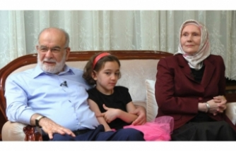 Temel Karamollağu'nun eşi, nasıl Müslüman olduğunu anlattı!