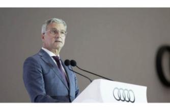 Volkswagen Audi CEO'su gözaltına alındı