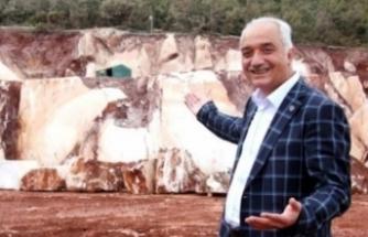 Bursa'da mermer yatakları 30 bin kişiye ekmek kapısı olacak