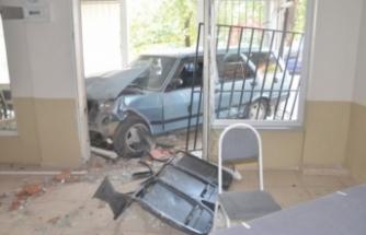 Bursa'da panik, korkunç kazaya sebep oldu!