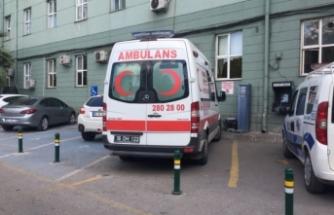 Bursa'da polis memuruna bıçaklı saldırı!