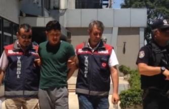 Bursa'da Suriye uyruklu hırsıza gözaltı