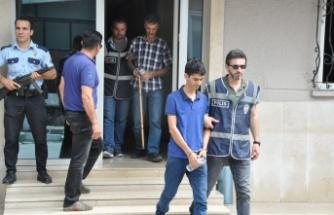 Bursa'da barda dehşet saçtılar, İstanbul'da yakalandılar