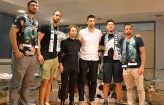 Bursaspor basketbolda transfere başladı