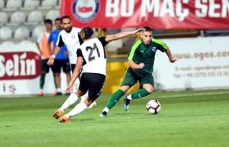Bursaspor'da galibiyet var, tat yok!