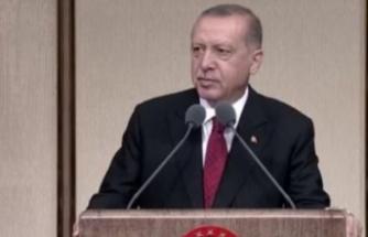 Cumhurbaşkanı Erdoğan'dan, 15 Temmuz programında açıklamalar