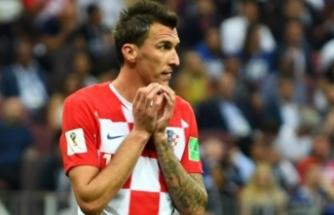 Dünya Kupası'nda bir ilk! Mandzukic tarihe geçti