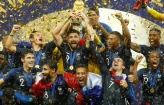 Dünya Kupası şampiyonu Fransa