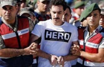 Duruşmaya 'Hero' yazılı tişörtle gitmişti: Pişman oldum