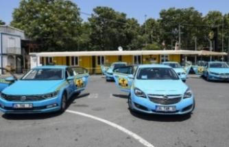 İstanbul'un taksileri artık böyle olacak