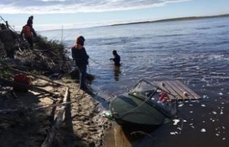 Rusya'da tekne faciası! 3 çocuk yaşamını yitirdi