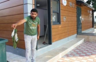 Türkiye'nin en pahalı tuvaleti 2 gün dayandı!