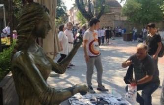 Yine aynı olay! Bursa'da utandıran saldırı