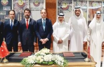 Anlaşma imzalandı! Katar'dan ilk 3 milyar dolar...