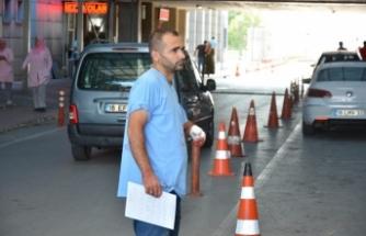 Bursa'da acemi kasaplar  yine iş başında!