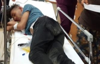 Bursa'da gençlerin kavgası kanlı bitti!
