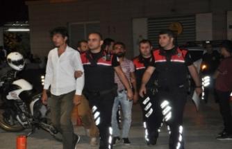 Bursa'da motosiklet hırsızları yolda kalınca yakayı ele verdi