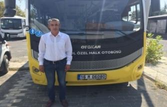 Bursa'da otobüs şoförü kalp krizi geçiren kadının hayatını kurtardı
