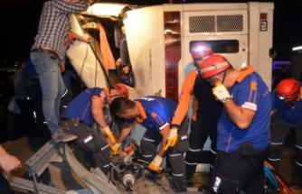 Bursa'daki otobüs kazasında korkunç iddia! Şoför bilerek devirdi...