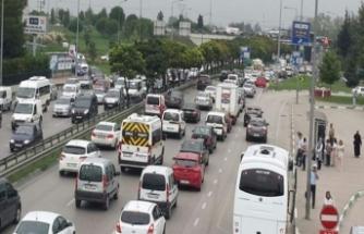 Bursalılar dikkat! O yollar trafiğe kapalı olacak...