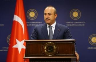 """Çavuşoğlu'ndan ABD'ye tepki: """"Bu yaklaşımla..."""""""