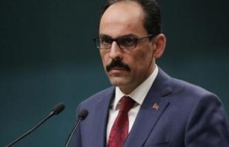 """Cumhurbaşkanlığı Sözcüsü İbrahim Kalın: """"Bu açıkça bir kaos yaratma girişimidir..."""""""