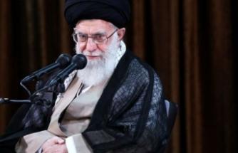İran dini lideri Hamaney'den flaş ABD kararı!