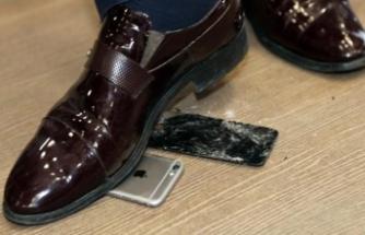 MHP İl Başkanı Köksal Yılmaz'dan iPhone boykotu!