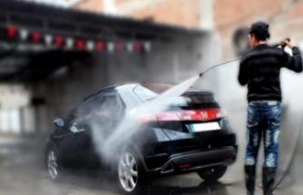 Oto yıkamadan çalınan araçtan işletmeci sorumlu