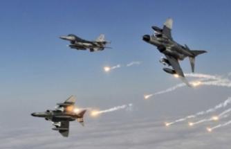 PKK'ya ağır darbe! Jetler Metina ve Kandil'i yerle bir etti!