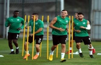 Timsah, Kayserispor maçına hazırlanıyor!