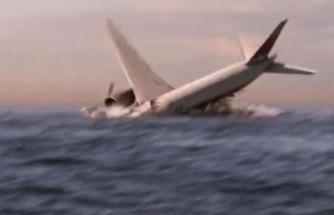 239 kişi ile ortadan kaybolmuştu! O uçak böyle düştü!
