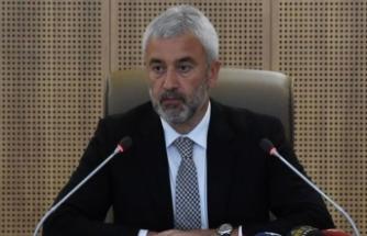 AK Partili Büyükşehir Belediye Başkanı Enver Yılmaz istifa etti!