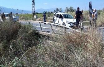 Bakan Pakdemirli'nin annesi ve dayısı kaza geçirdi