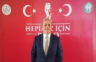 Bursa Barosu Başkan Adayı Av.Şerafettin Yavuz, kurul üyelerini kamuoyuna tanıttı…