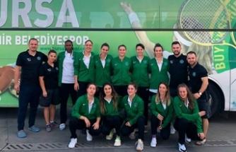 Bursa BŞB Kadın Basketbol Takımı'nın kupa mesaisi başlıyor