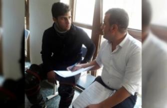 Bursa'da Mehmetçik Vakfı'na 150 TL bağış yaptırttı, şikayetten vazgeçti