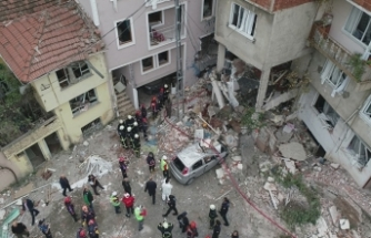 Bursa'da patlama! Ortalık savaş alanına döndü!