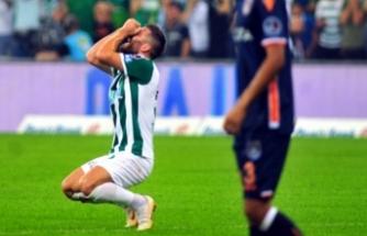 Bursaspor 45 sezon sonra ilk yaşadı!
