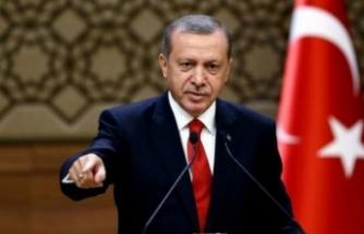 Cumhurbaşkanı Erdoğan'dan Rahip Brunson açıklaması!