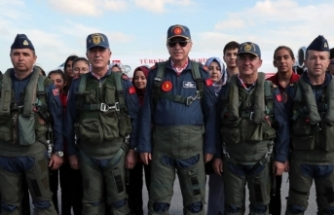 Cumhurbaşkanı Erdoğan: Tehdit edildiğimiz anlar oldu