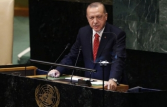 CumhurbaşkanıErdoğan'dan BM Zirvesi'nde kritik mesajlar: ABD ve AB'ye tepki!
