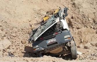 Korkunç kaza! Bu aracın içinde can verdi