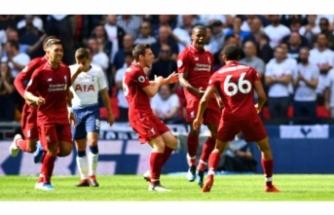 Liverpool dolu dizgin!