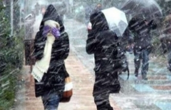 Meteoroloji duyurdu: Salı gününden itibaren kutup soğukları geliyor